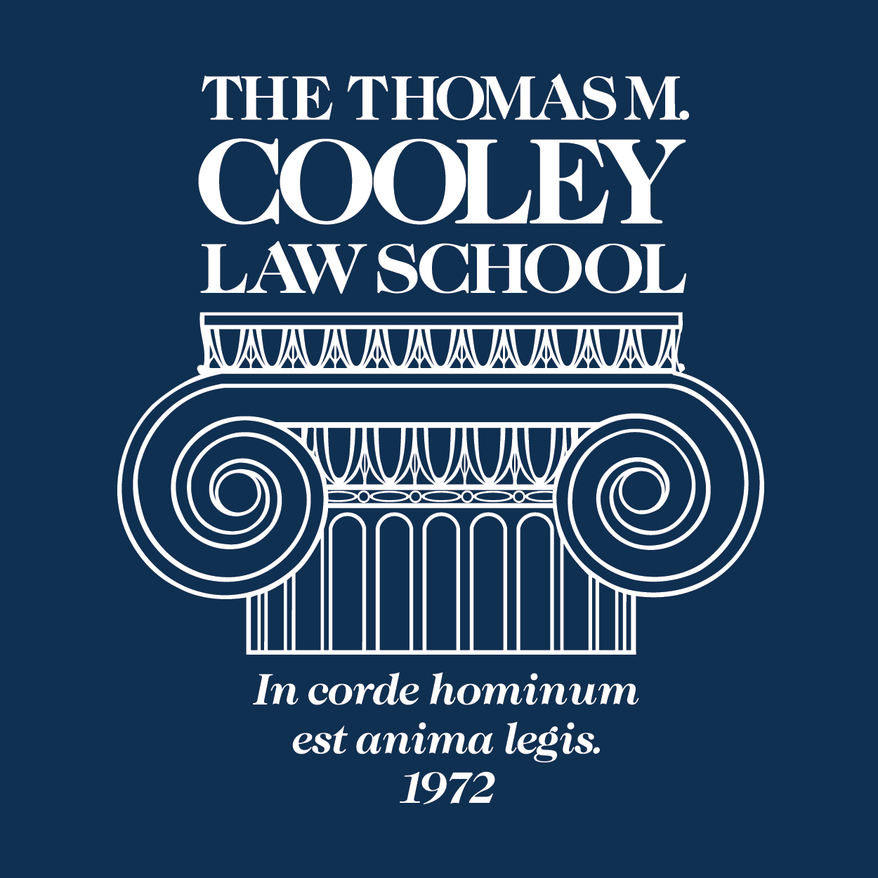 State Bar of Michigan Logo Cooley's President And Dean