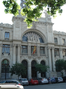 Spanish Post Office