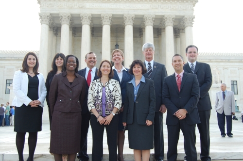 Cooley's 2012 U.S. Supreme Court Admittees
