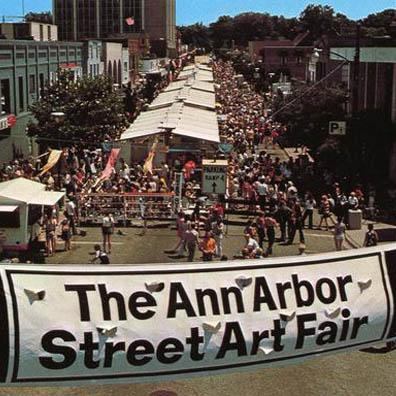 Ann Arbor Art Fair Home