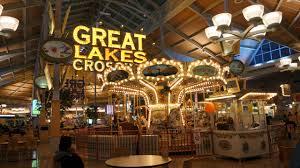 Restaurants Around Great Lakes Crossing Mall