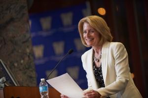 WMU-Cooley Professor Lauren Rousseau