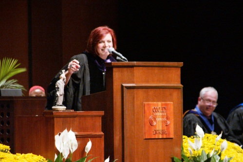 WMU-Cooley Graduation Speaker Catherine Groll