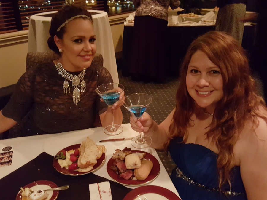 Desserts and drinks!