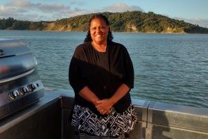 WMU-Cooley Study Abroad student Stephanie Samuels
