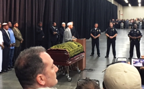 saad - muhammad ali funeral