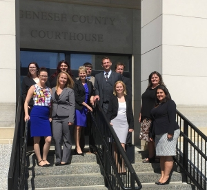 The Cooley Innocence Project Team