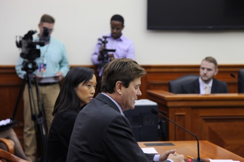 Michigan State Sen. Steve Bieda and Rep. Stephanie Chang working to help pass legislation to compensate Michigan citizens who are wrongfully imprisoned.