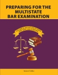 Preparing for the multistate bar exam vol. 3