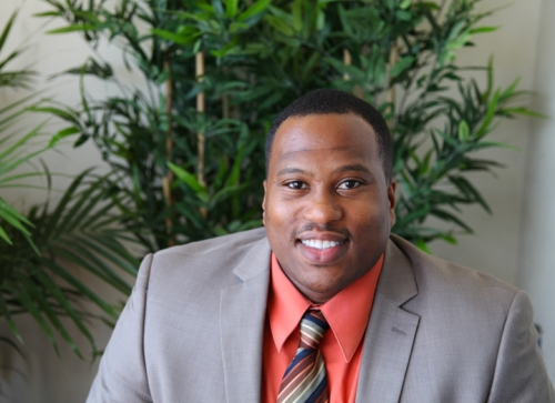 WMU-Cooley Law School graduate Brandon Moultrie