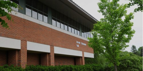 WMU-Cooley now offers classes in WMU's Schneider Hall on its home campus in Kalamazoo.